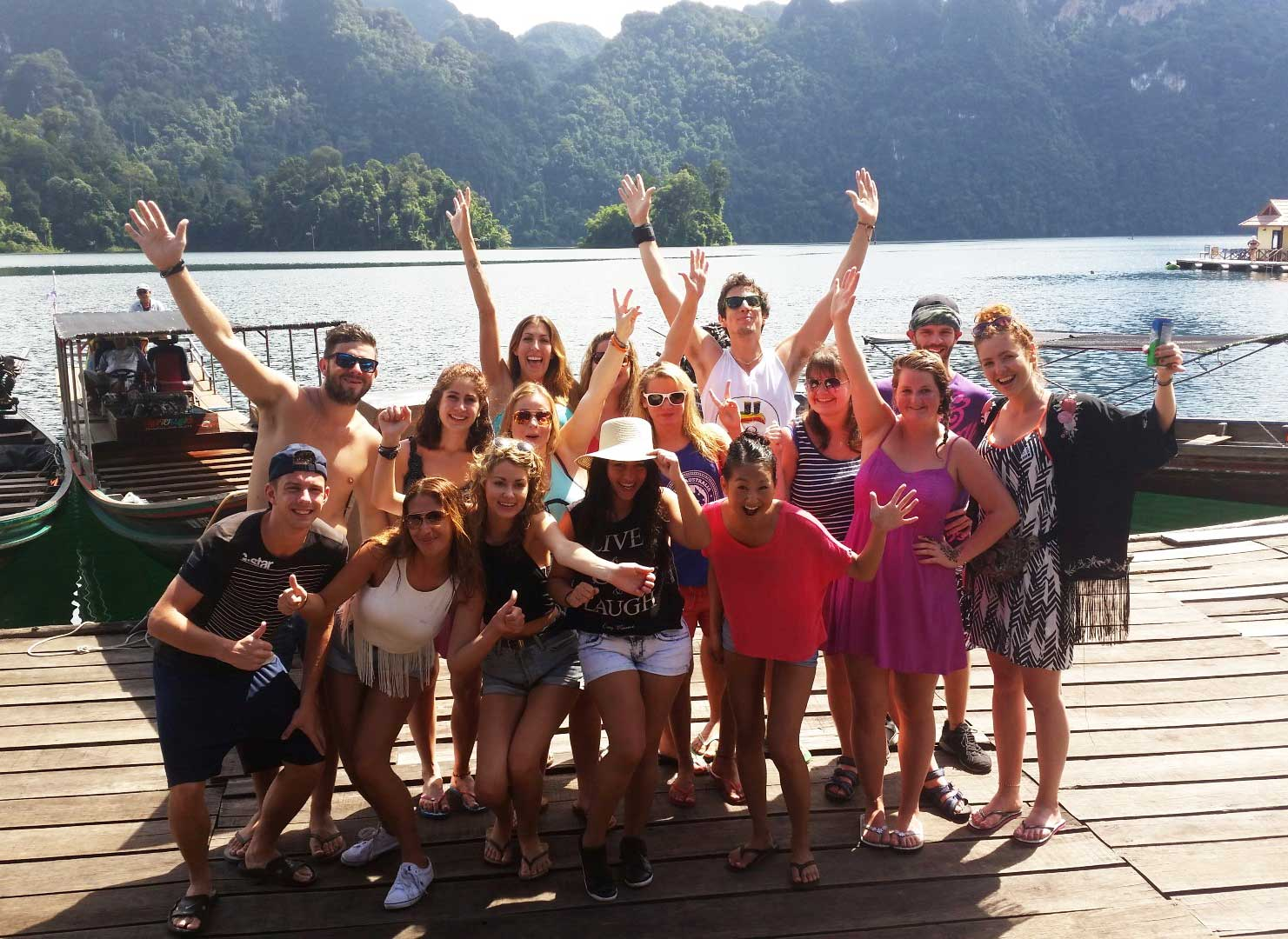 Ultimate Thailand group