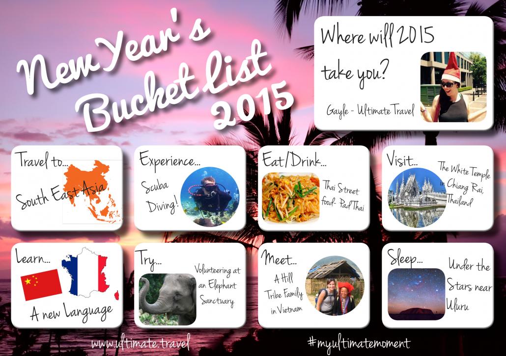 Gayles-bucketlist