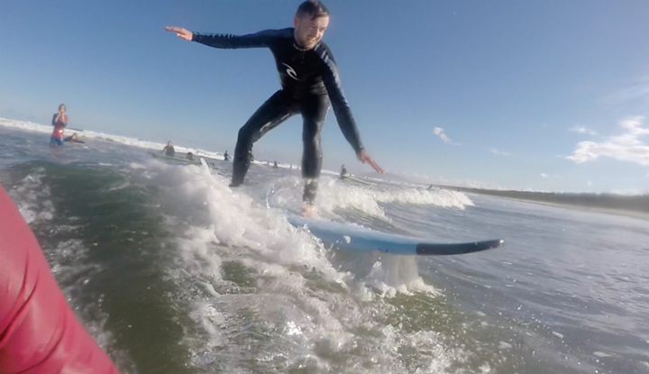 learning to surf, the aussie way