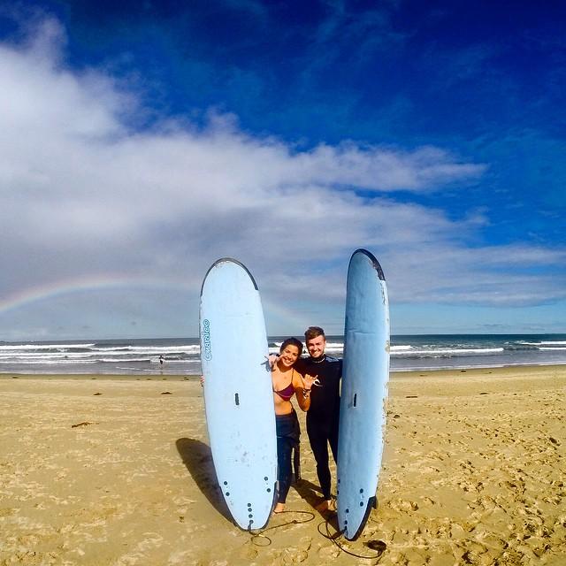 Surfcamp is back for the summer!