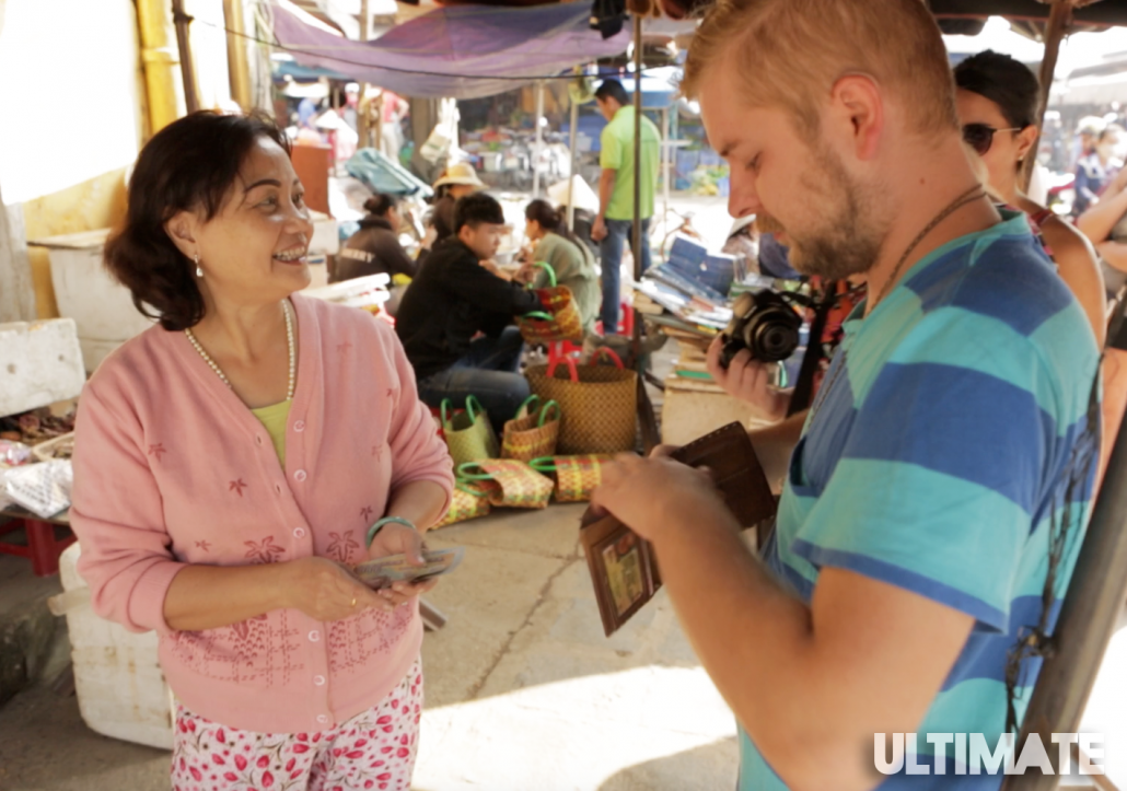 Haggling with a partner could get you a great deal!