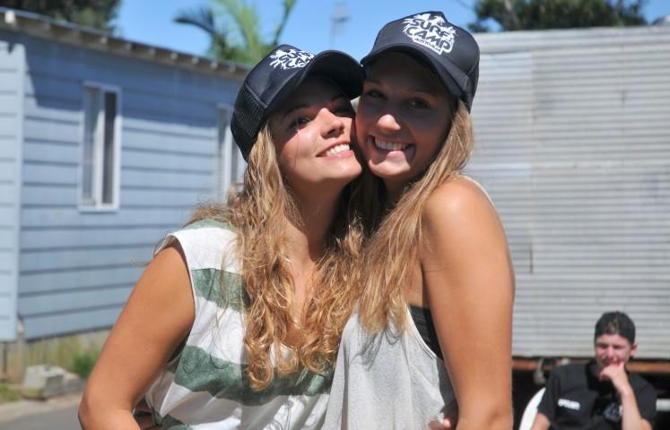 Surfcamp freebies!