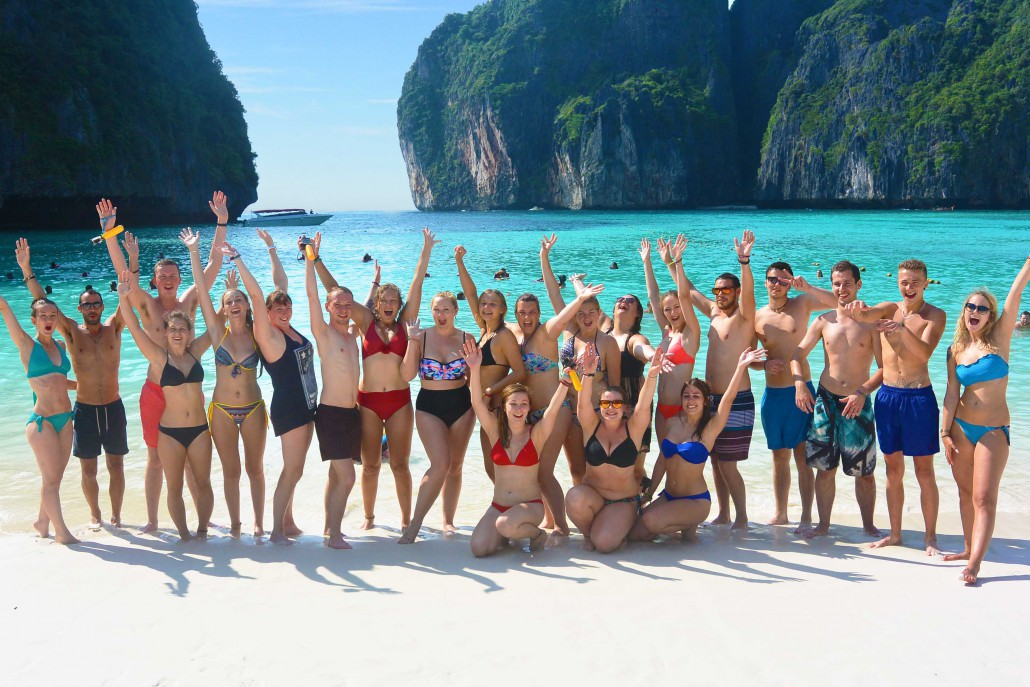 Group tours in Southeast Asia